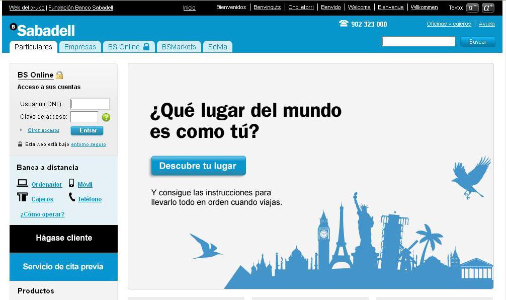 Practicas de internet for Bankia a distancia oficina internet